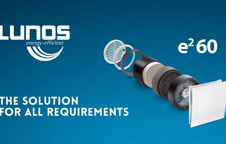 Partel announces the new LUNOS e²60 – Ready for the requirements of the future