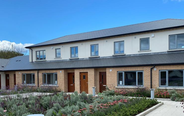 LUNOS Ventilation Contributes to the Development of Energy-Efficient Senior Citizens Housing