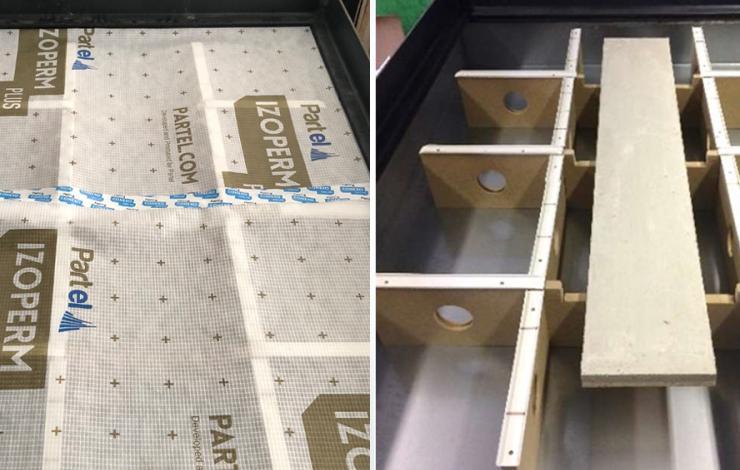 Partel IZOPERM PLUS - Certified phA Airtightness System