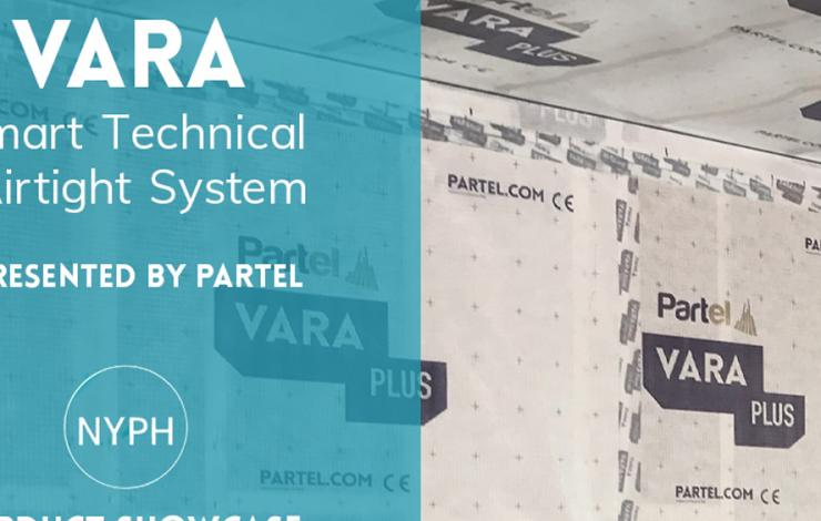 Product Showcase - VARA Smart Technical Airtight System