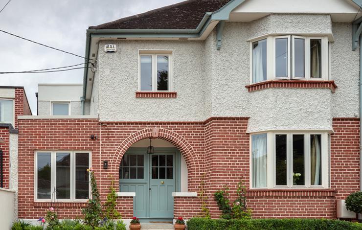 Refurbishment & Extension of a 1930's house in Blackrock, Dublin