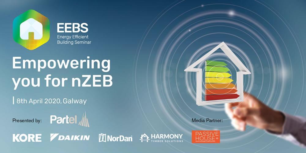 EEBS Energy Building Seminar - Postponed Event