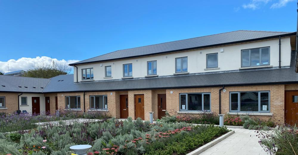 LUNOS Ventilation Contributes to the Development of Energy-Efficient Senior Citizens Housing