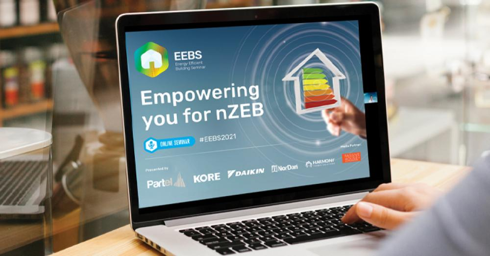 Review of the Online Energy-Efficient Building Seminar Series - Empowering you for nZEB 2021