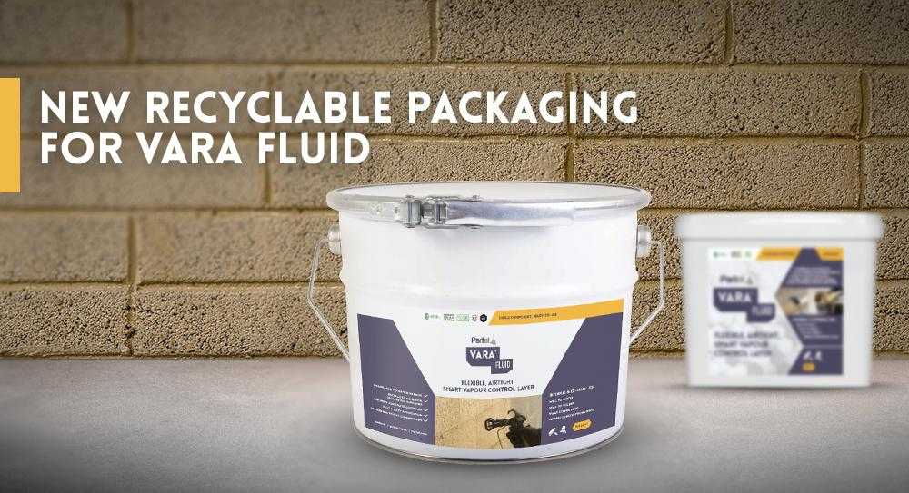 Partel Introduces New Packaging for VARA FLUID: Another Step in Our Sustainability Journey