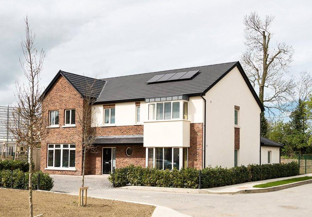 A-Rated Dooroge Woods development opts for LUNOS & Partel