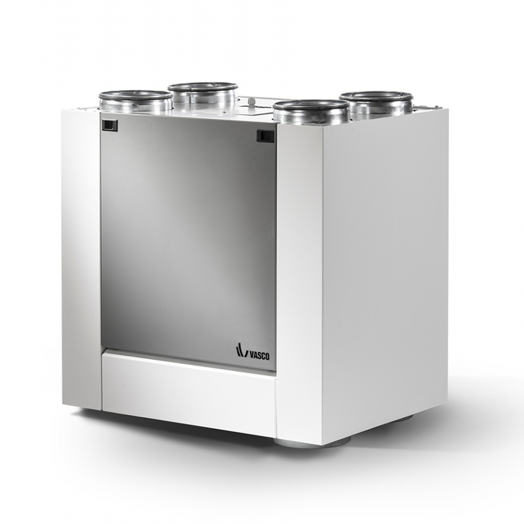 Vasco X350 Ventilation System
