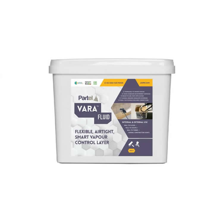 VARA FLUID Spray - Fluid applied membrane