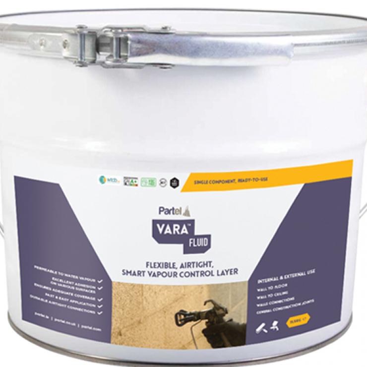 VARA FLUID Spray - Fluid applied membrane
