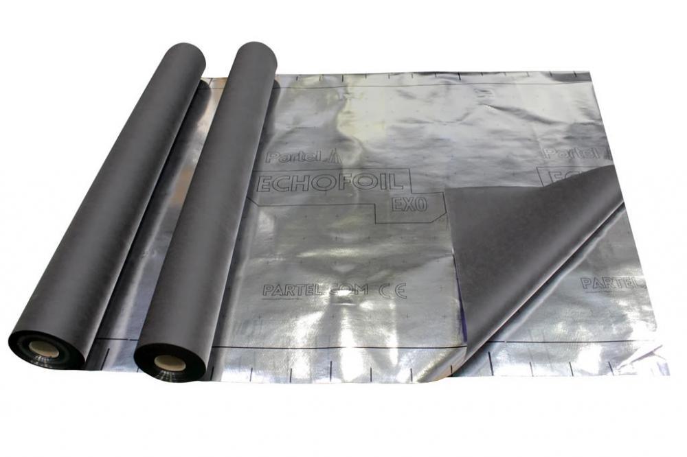 Partel Products ECHOFOIL EXO - Reflective Breathable Membrane