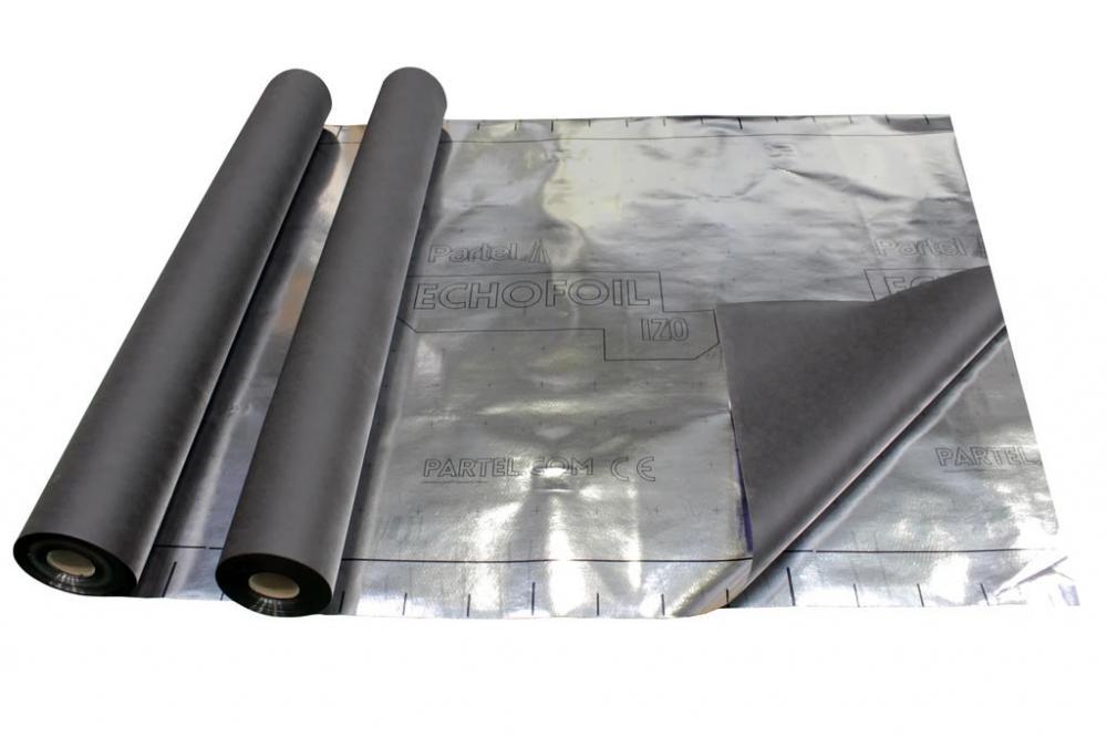 Partel Products ECHOFOIL IZO - Reflective Vapour Control Layer