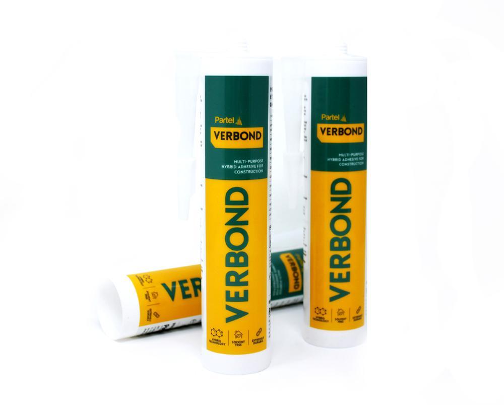 Partel Products VERBOND Hybrid Adhesive