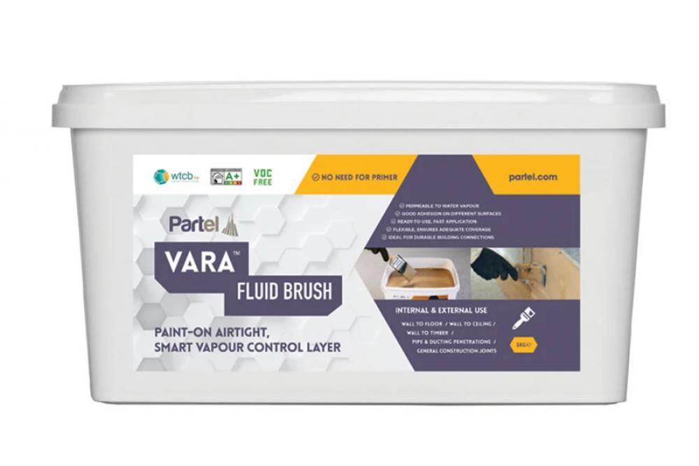 Partel Products VARA FLUID Brush - Fluid applied membrane