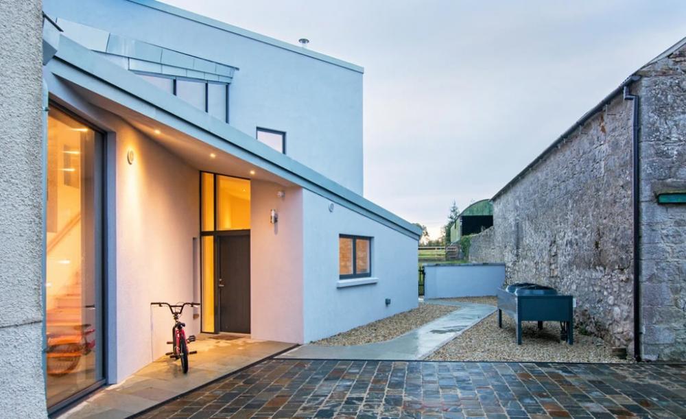 Passive House Retrofit, Kildare