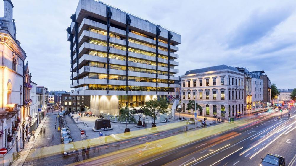 Central Plaza Bank, Dublin
