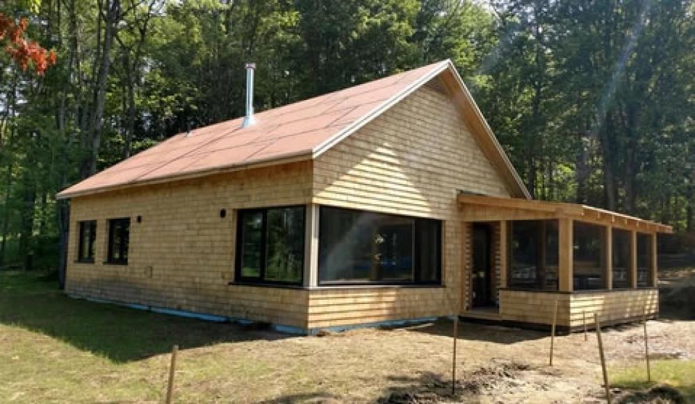 Passive House Retrofit, Vermont