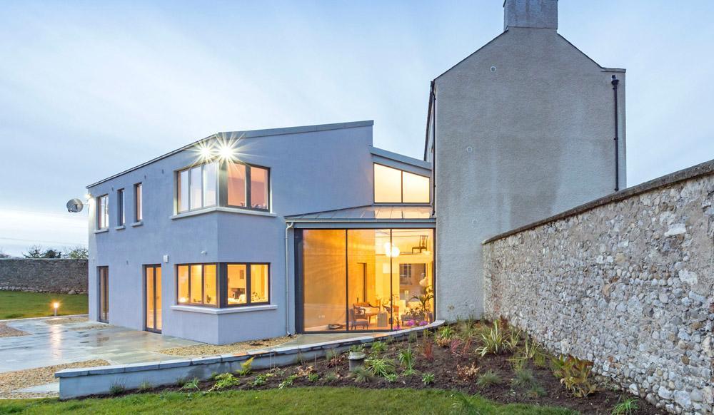 Passive House Kildare - Heat Recovery Ventilation Kildare