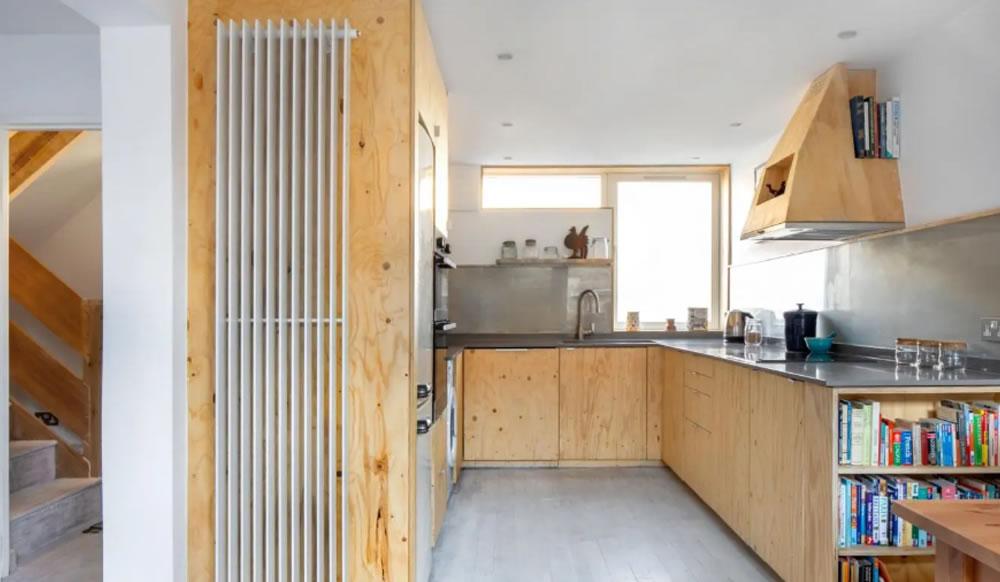 Passive House Retrofit, London